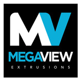 MegaView Extrusions® Logo